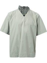 футболка-поло c V-образным вырезом   Craig Green