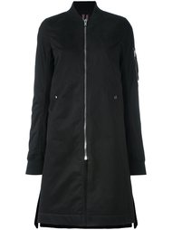 пальто бомбер Rick Owens DRKSHDW