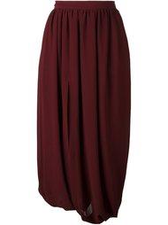расклешенная юбка миди  Comme Des Garçons Vintage