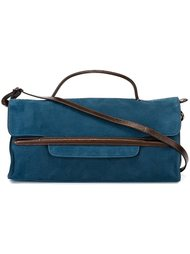 длинная сумка на плечо Zanellato