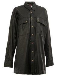 oversized shirt style jacket  Faith Connexion