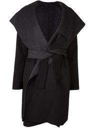 пальто с массивным воротником Diane Von Furstenberg