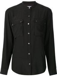 band collar shirt  Frame Denim