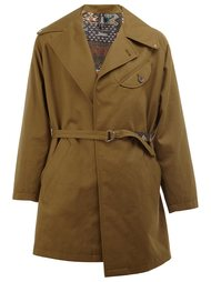 Herno x Pierre-Louis Mascia belted coat Herno