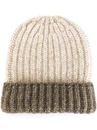 шапка-бини в рубчик Danielapi