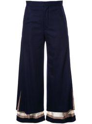 многослойные брюки Undercover