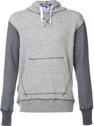 front pockets hoodie Junya Watanabe Comme Des Garçons