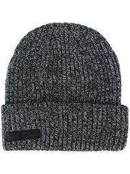шапка-бини с логотипом Stampd