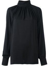блузка с ложным воротником Sonia By Sonia Rykiel