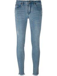 укороченные джинсы скинни Steffen Schraut