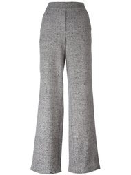 широкие брюки с завышенной талией Theory