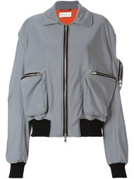 куртка бомбер с карманами Wanda Nylon