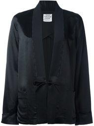пиджак с завязками Forte Forte