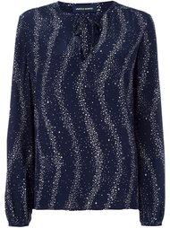 блузка с принтом звезд Vanessa Seward