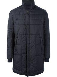 стеганое пальто с воротником-стойкой 11 By Boris Bidjan Saberi