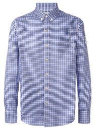 классическая рубашка  Moncler Gamme Bleu