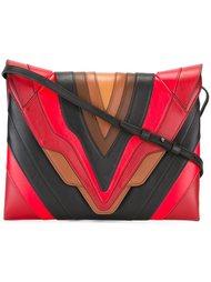 сумка с панельным дизайном  Elena Ghisellini