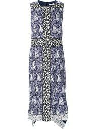 paisley pattered dress Altuzarra