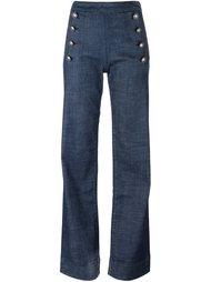прямые джинсы Tommy x Gigi Hadid с высокой талией Tommy Hilfiger