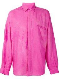 gauze pocket shirt The Elder Statesman
