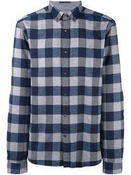 фланелевая рубашка 'Galen' в клетку Calvin Klein Jeans