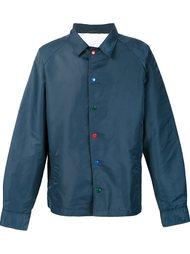 button-up aviator jacket The Elder Statesman