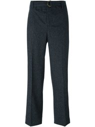 классические широкие брюки Incotex