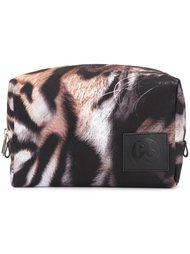 косметичка с тигровым принтом Ps By Paul Smith