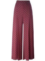 широкие брюки  See By Chloé