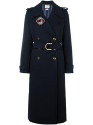 двубортное пальто Tommy x Gigi Hadid с поясом Tommy Hilfiger