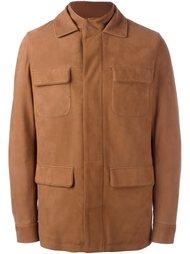 куртка в военном стиле Loro Piana