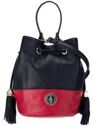 Tommy x Gigi Hadid сумка-мешок на шурке Tommy Hilfiger