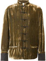 куртка с застежкой на петли Haider Ackermann