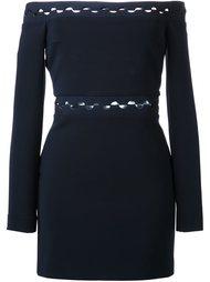 платье с открытыми плечами  'Eclipse'  Dion Lee