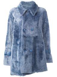 двубортное пальто  Drome