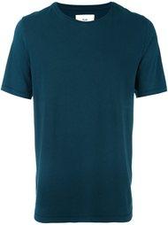 футболка с контрастными рукавами Folk