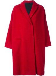 пальто с потайной застежкой Brunello Cucinelli