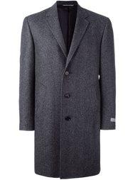 приталенное пальто  Canali