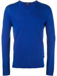джемпер 'Sanderson' с V-образным вырезом Calvin Klein Jeans