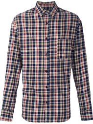 deadstock flannel checked shirt The Elder Statesman