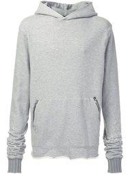 'Shotgun' pullover hoodie Amiri