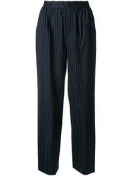 прямые брюки в складку Astraet