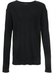 'Shotgun' thermal longsleeved T-shirt Amiri