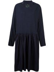 плиссированное платье Rundholz