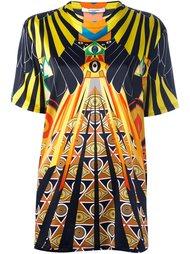 футболка с рисунком 'Optical Wings' Givenchy