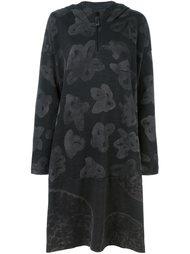 жаккардовое платье-толстовка  Rundholz