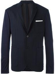 пиджак в тонкую полоску Neil Barrett
