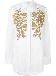 декорированная  рубашка  P.A.R.O.S.H.