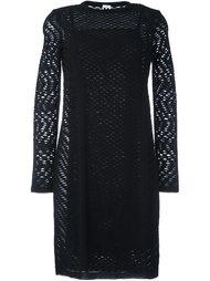 сетчатое платье M Missoni