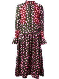 платье-рубашка в горох House Of Holland